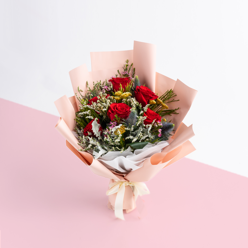 surprise bouquet by one hour florist