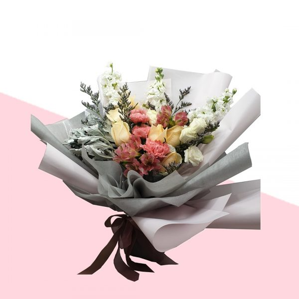 mothers day bouquet by one hour florist